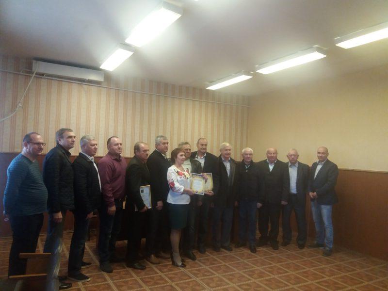 В Смолине состоялось заседание правления концерна «Укрторф»