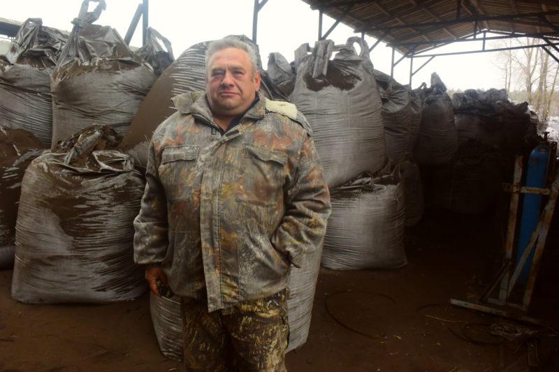 Профсоюзный лидер шахтеров Черниговщины просит помощи у Лукашенко