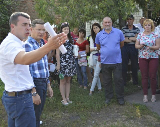 """Дмитро Блауш: """"Міністр Насалик, не копайте собі яму!"""""""