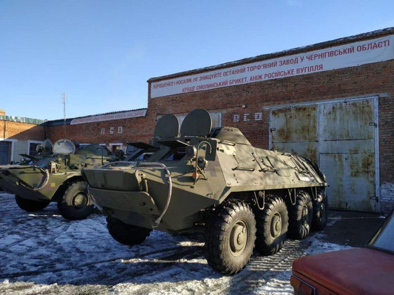 Військові підтримують законні вимоги страйкуючих шахтарів