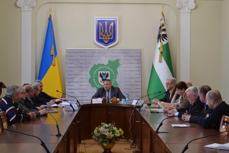 На засіданні в Чернігівській ОДА ген директор «Укрторфу» відкинув всі можливості для діалогу