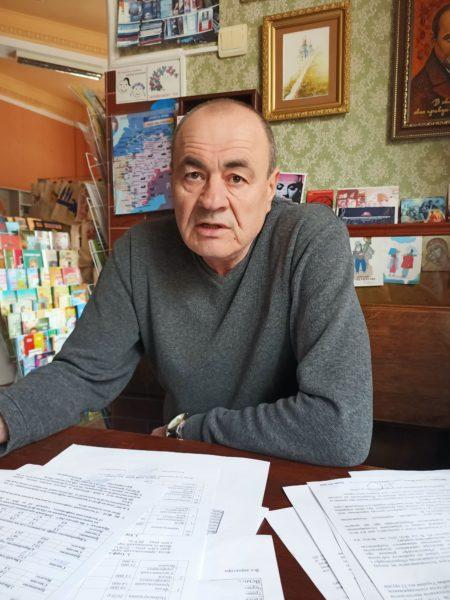 Юрій Бондаренко: ми починаємо все спочатку