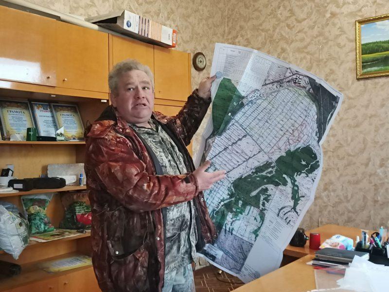 Керівник профспілки ДП «Чернігівторф» звернувся до влади