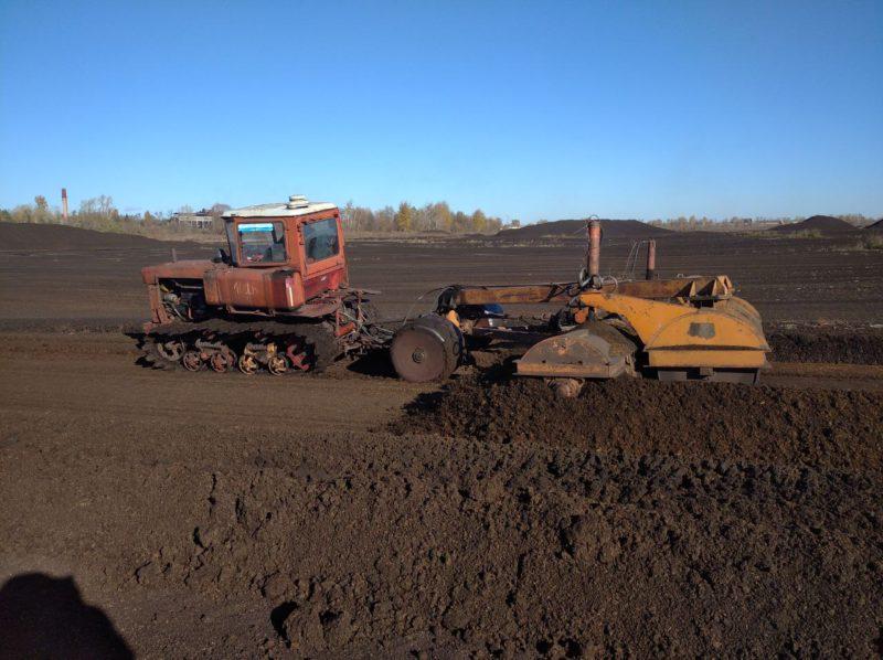 Поблизу Смолина розробляють нове родовище. ФОТО